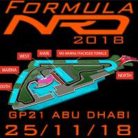 GP Abu Dhabi @ 39 vueltas