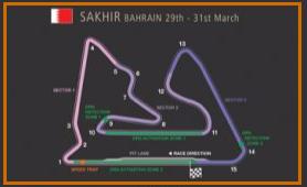 GP BAHREIN @ Circuito Sakhir