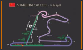 GP China @ Circuito Shanghai