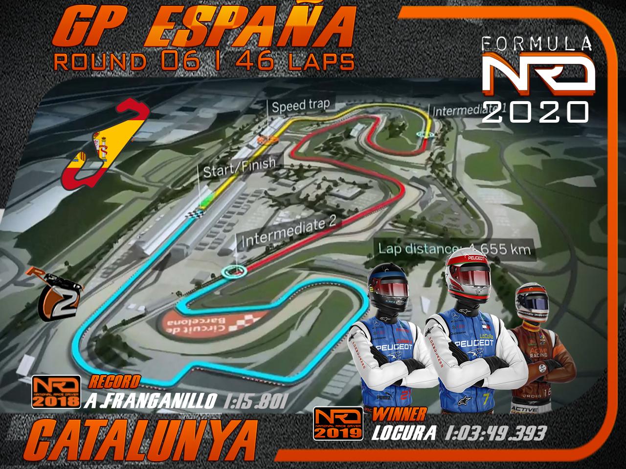 Gran Premio España, Montmeló