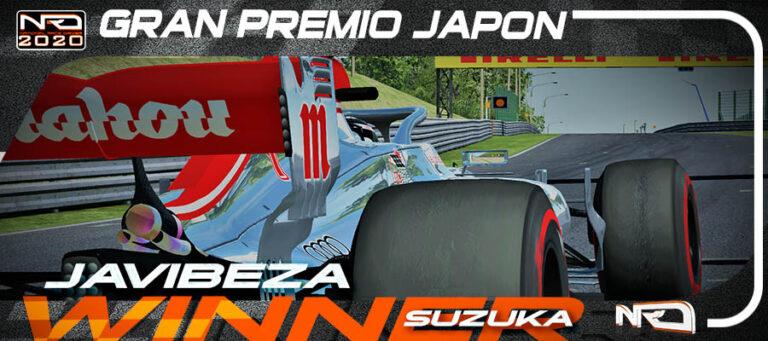 Javibeza gana en Japón y el mundial se pone al rojo vivo