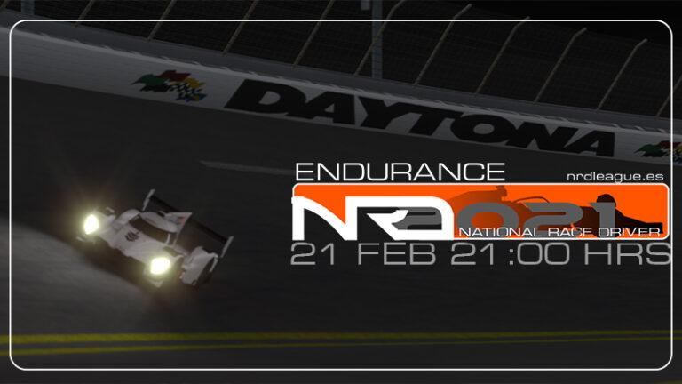 Evento Resistencia Daytona